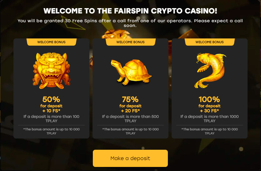 Bonus deposit slot bitcoin kasino bitcoin